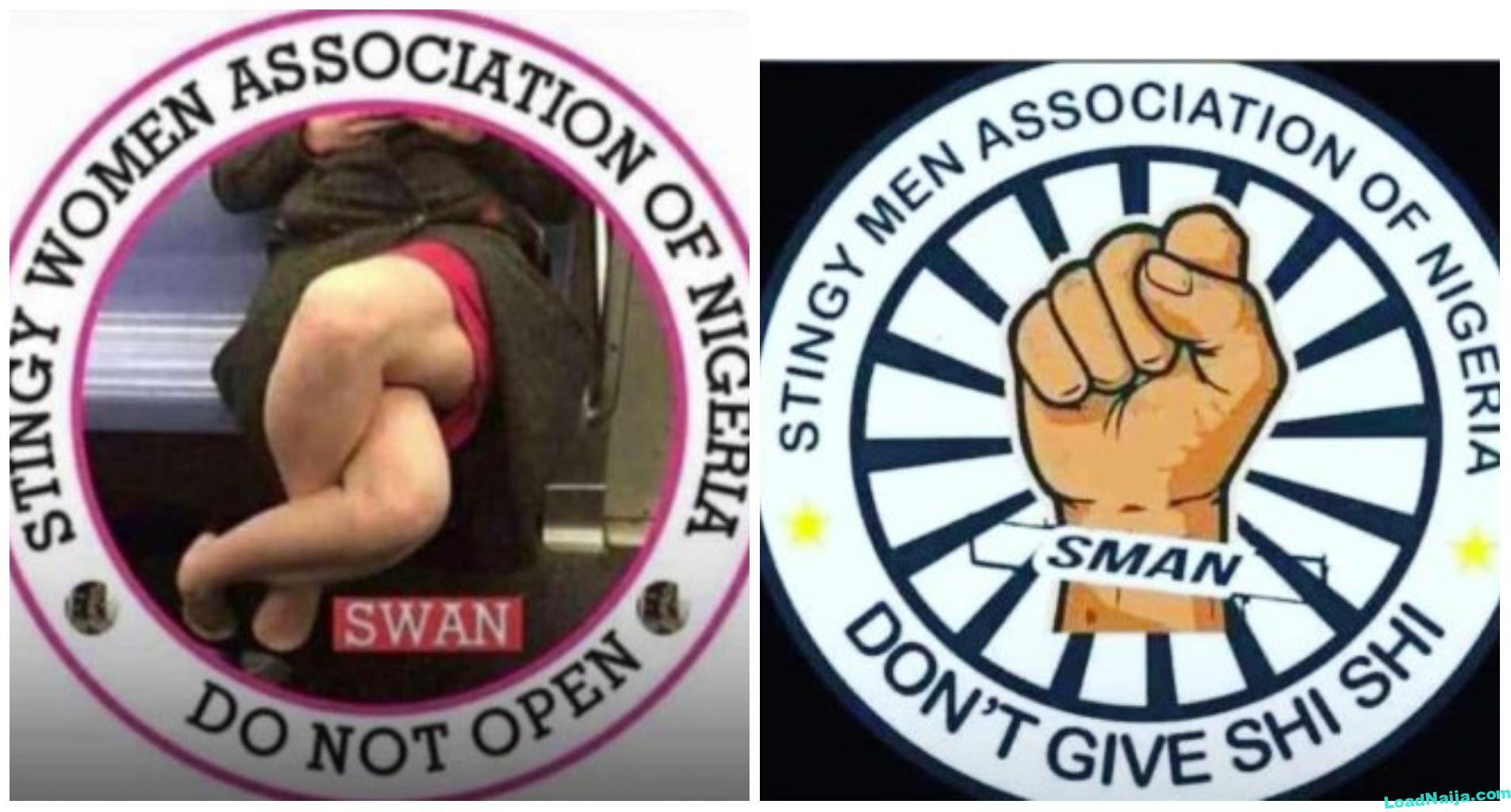 Wow, New Stingy Men Association of 9ja! See What you have cause Please Let 2021 Rest