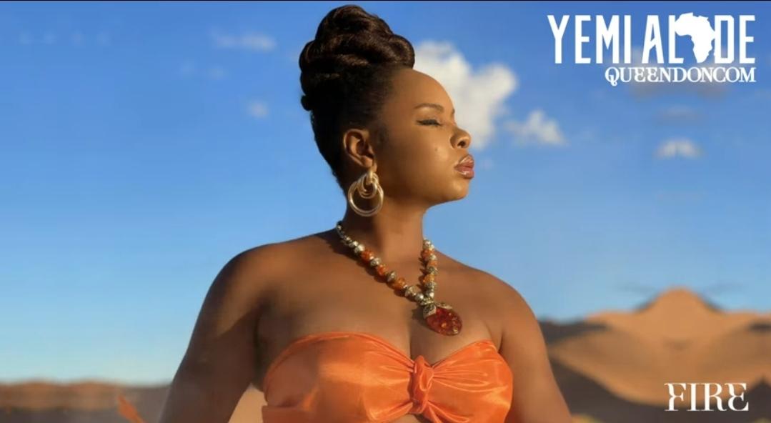 EP: Queendoncom Yemi Alade Mp3