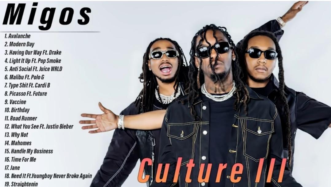 Culture III Migos