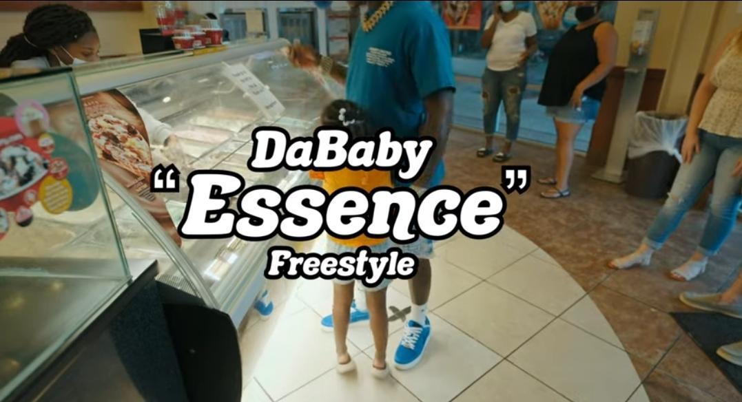 DaBaby - Freestyle Wizkid Essence Download Mp3