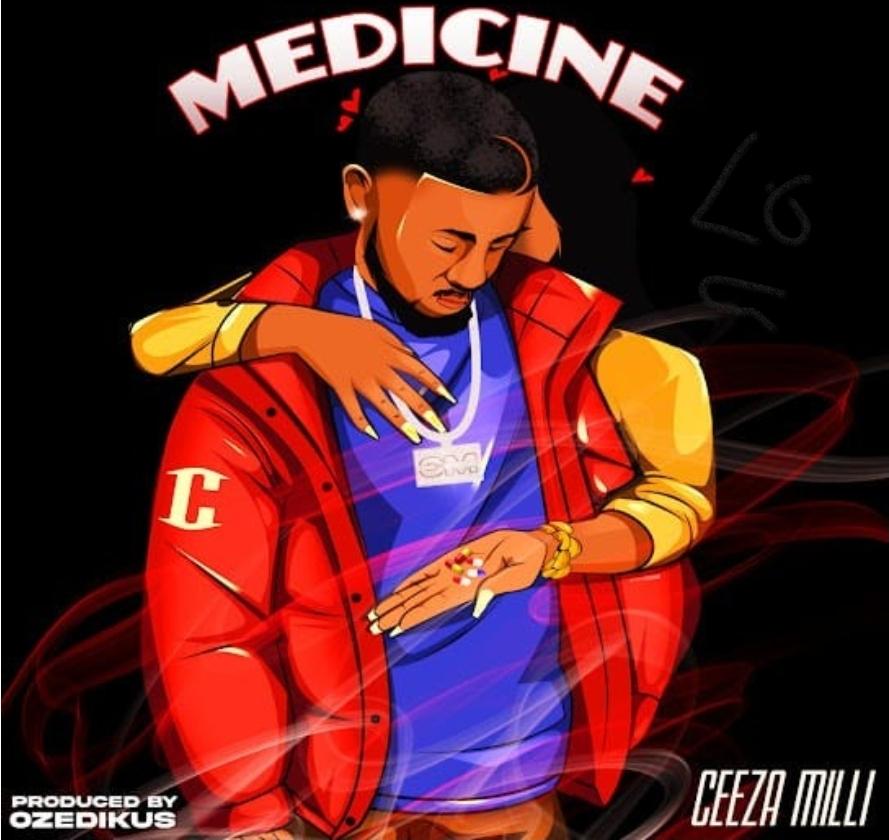Medicine Cezza Milli Mp3 Download
